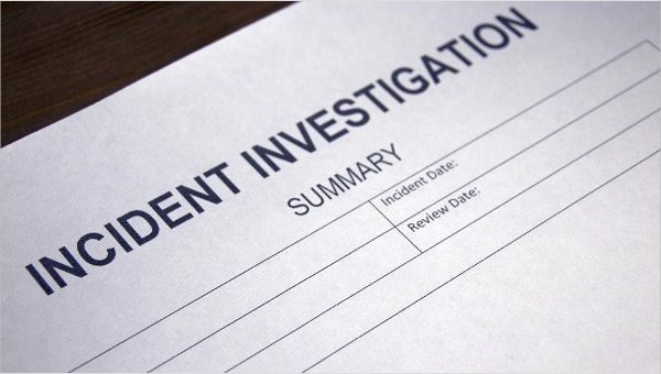 Incident Investigation Online Course